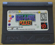 Bust a Move Pocket  Neo Geo Pocket New No Operating System, NEOGEO Pock