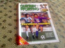 Guerin Sportivo n. 2 del 1982 - Fiorentina Antognoni Lucchinelli