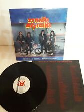 Strana Officina Rock & Roll Prisoners Metalmaster MET 107 LP 1988 BUD TRIBE