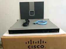 CISCO ASA5525-X ASA5525-K9 8-Port Firewall Adaptive Security Appliance 128GB SSD