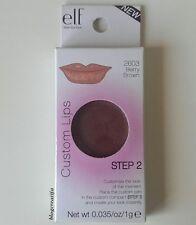 E.L.F Cosmetics Essential Custom Lips Refill BERRY BROWN