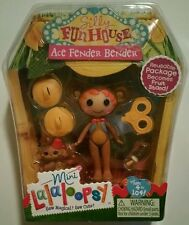 Mini Lalaloopsy Silly Fun House Ace Fender Bender Doll Age 4+ MGA New