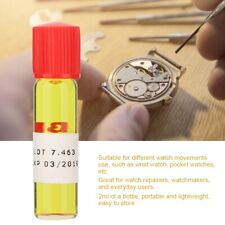 Practical Watch Movement Lubricant Oil Pocket Wristwatch Repair Lubricating Tool