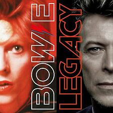 DAVID BOWIE LEGACY (VERY BEST OF) 2 CD DELUXE - NEW RELEASE NOVEMBER 2016