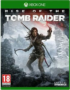 Rise of the Tomb Raider Xbox One New Sealed