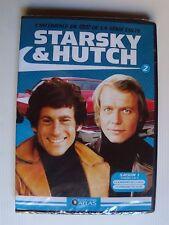 STARSKY & HUTCH  - SAISON 1 (épisodes 2 & 3) DVD éditions ATLAS neuf ss blister