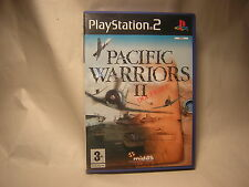 Playstation 2 Pacific Warriors II : Dogfight!  PS2