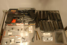 New listing KWA G17 and G19 Gas Blow Back airsoft w/ extra parts & 14 magazines!