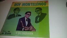 ROY MONTELONGO - Y SU ORQUESTA - DISCO GRANDE 4010 TEJANO LP NM