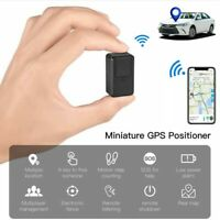 Mini GPS Tracker Anti-theft Device Smart Locator Voice Strong Magnetic Tracking.