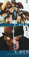 Marvel Civil War #1 and #2 comic book lot of 2  ( 2006, )