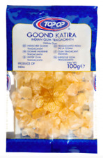 Goond Katira - Indian Gum - Top Op - 100g - top- premium - quality - uk seller