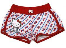 Shorts kurze Hose Mädchen Sommer Hello Kitty Größe 104 / 4 Jahre