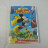 Disneys Mickey Mouse Clubhouse: Mickeys Great Clubhouse Hunt (DVD, 2007)