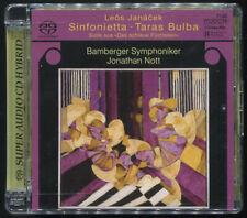 """Sinfoniette; Taras Bulba - Suite aus """"Das schlaue Füchslein (Jonathan Nott) SACD"""