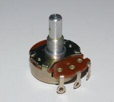 (LOT of 10) Linear Potentiometer 50K Ohm B50K Solder Lug