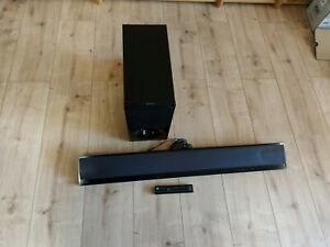 Sony HT-CT390 Soundbar komplett mit Sub + Fernbedienung