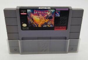 Skyblazer (Super Nintendo Entertainment System SNES, 1992) Authentic Working