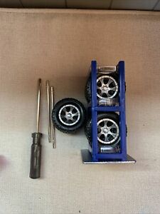 Jada Just Trucks Original Wheels  For 1/24 Ford Bronco