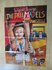 Filmplakat - Die drei Mädels von der Tankstelle (Wigald Boning , Franka Potente)