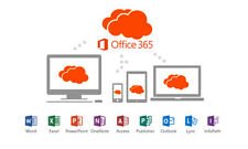 Office 365 Home Subscription 5 PC/Mac 2016 5TB