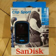SanDisk Clip Sport MP3 Player 2,000 3.5min. Song Cap. 25 Hr. 8GB - Swanky Barn