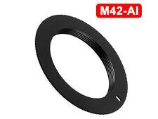 M42 Obiettivo per Nikon corpo non Adattatore a flangia Mount per Nikon SLR DSLR-UK Venditore