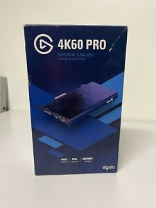 Elgato Game Capture 4K60 Pro MK.2 4K60 HDR10 Capture and Passthrough