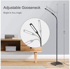 LED Floor Lamp 4 Brightness 4 Colors Temperatures Adjustable Light Reading Lamp