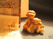 Cherished Teddies ^ Bailey & Friend The only thing more contagious than a cold .