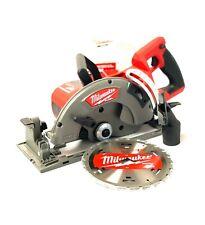 Milwaukee FUEL M18 2830-20 18V 7-1/4 Inch Rear Handle Circular Saw, Bare Tool