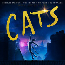 Cats: Highlights from the Motion Picture Soundtrack (CD, 2019)
