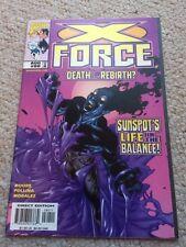 X-Force #80 1998 Marvel Comics X-Men