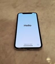 Apple iPhone X -64GB - Silver(Unlocked) A1901 GSM(AT&T+TMobile)PERFECT CONDITION