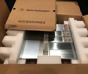 Agilent / Keysight N6700B MPS Power Supply Mainframe With 2 x N6744B 0-35V 0-3A
