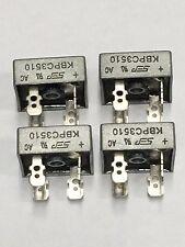 Bridge Rectifier 1ph 35A 1000V 35 Amp Metal Case - 1000 volt 35A Diode 4pcs