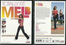 TOTALLY FIT MEL B (MELANIE BROWN) LETS GET FIT TOGETHER GREAT NEW DVD