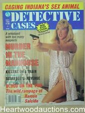 """Detective Cases"" October 1989 Bad Girl Cover"