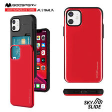 Mercury Card Holder Cover Case Sky Slide Bumper for iPhone 11
