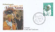 180580 / Beleg Beleg Papst Vatikan 2009