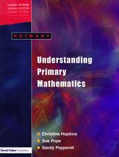 Understanding Primary Mathematics by Sandy Pepperell, Christine Hopkins, Ann...