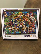 CEACO DISNEY 1500 JIGSAW PUZZLE CLASSICS II 1500 PCS