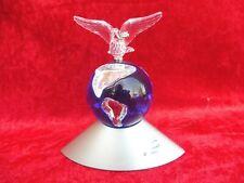 Swarovski-Kristallfigur__Kristallplanet Millenium Edition 2000 Friedenstaube