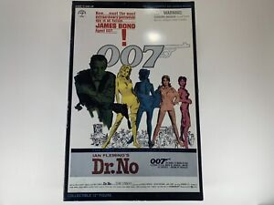"Sean Connery as James Bond 007 Dr No 12"" Figure Sideshow Toy Collectables Boxed"