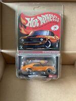 2021 RLC Membership Car Kit 1970 '70 Mustang Boss 302 Ford Hot Wheels - IN HAND