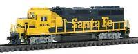 ATSF Late Santa Fe GP-60 Locomotive Fox Valley Models #70752 Cab #4026 N Scale