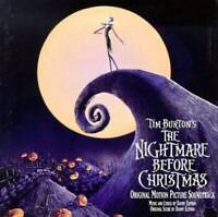 The Nightmare Before Christmas: Original Motion Picture Soundtrack - GOOD