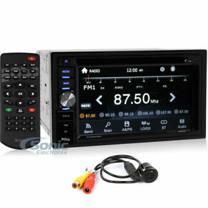 """Boss BVNV9384RC Double DIN Bluetooth Navigation 6.2"""" Car DVD In-Dash Stereo"""