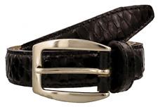 "Renato Balestra PAREA NR Genuine Python Ladies Belt 34"" NWT $295"