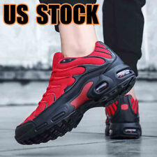 Men's Air Cushion Running Shoes Outdoor Non-Slip Sports Casual Athletic Sneakers